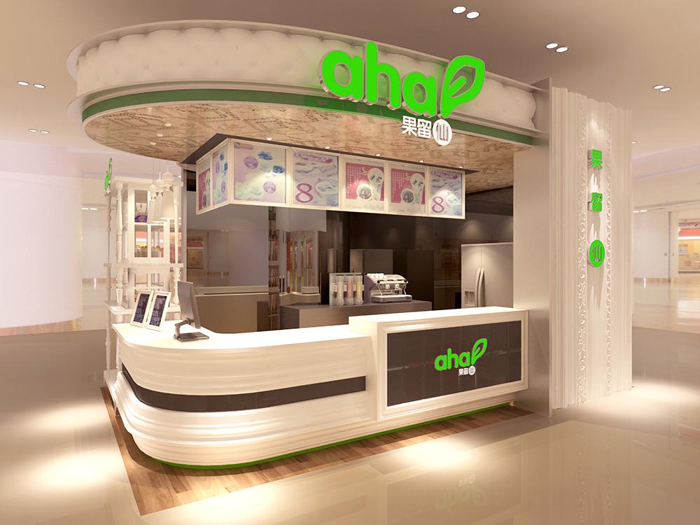 果留仙小吃店-商业空间-北京翰翔建筑装饰装修公司