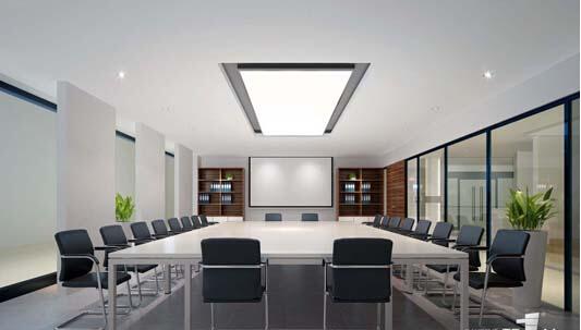 【分享】极致精品—翰翔建筑北京办公室装修优秀设计案例