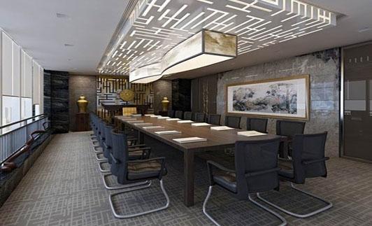 新时代的北京办公室装修设计待给我们不同的视觉美