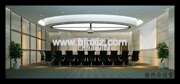 办公室装修中会议室装修如何时尚大气