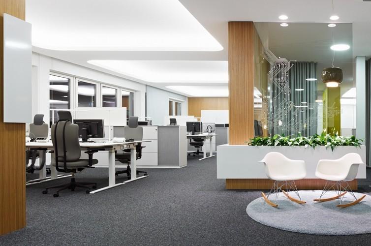 办公室装修效果图,公司成功的一些办公室装修案例,以及相关办公室设计