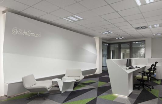 创意设计让办公室装修设计酷炫起来