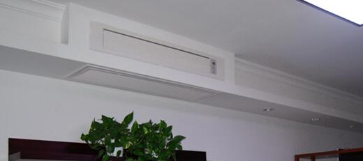 办公室装修中央空调出风口尺寸种类