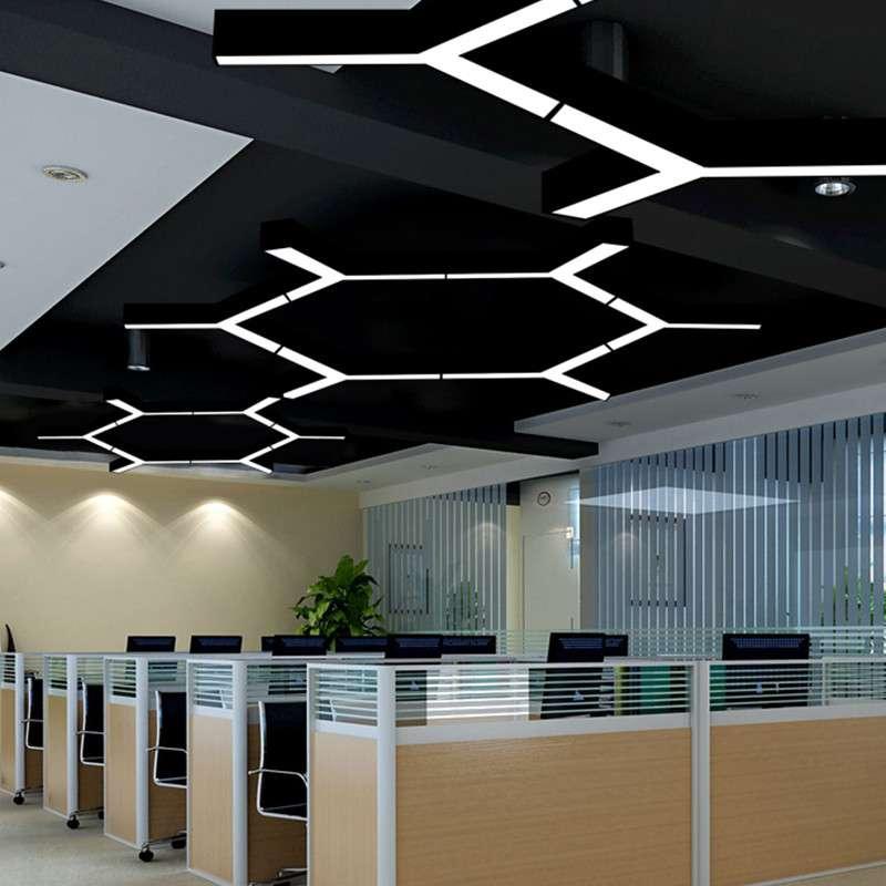 办公室装修之吊灯的选择图片